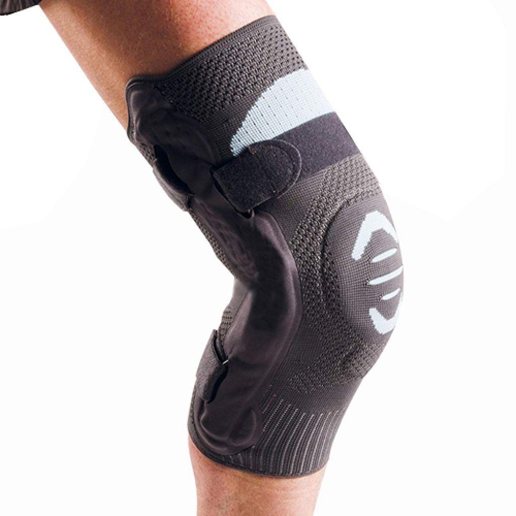 фиксирующий бандаж для ноги на колено