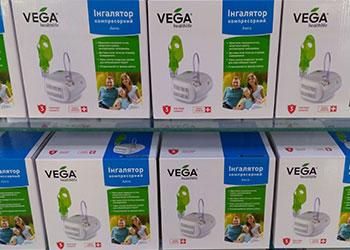 інгалятори Vega