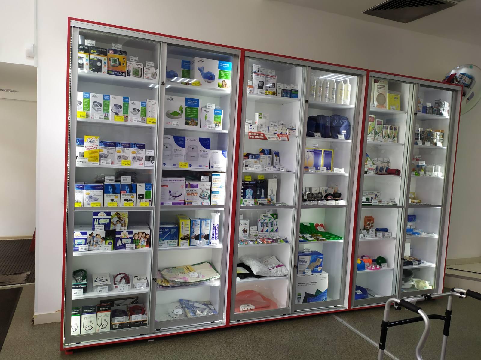товары медтехники в Полтаве